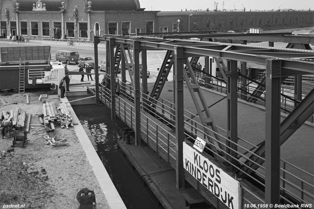 Brug in Vlissingen (1958)