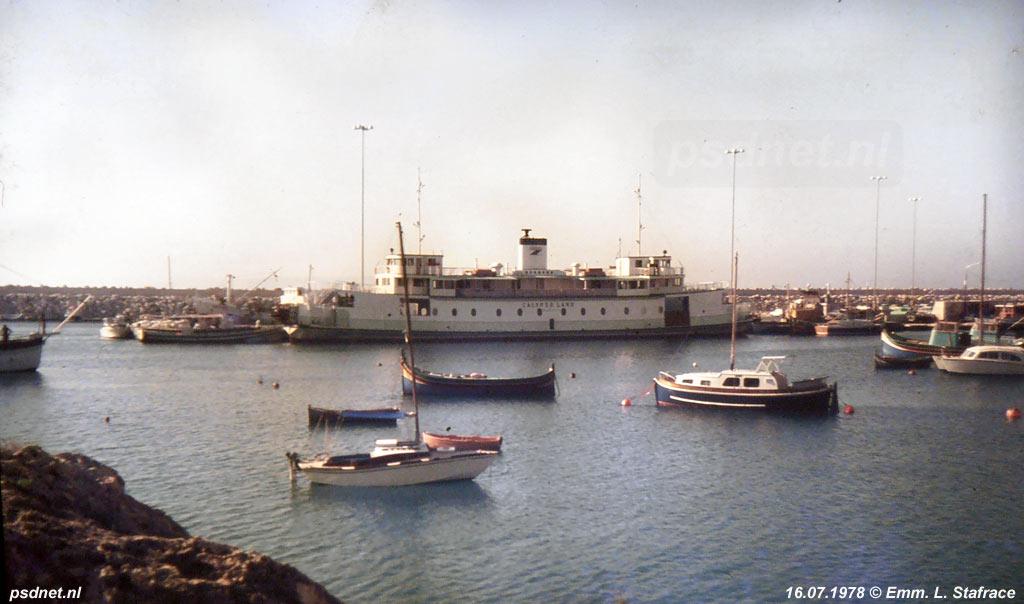 Calypso Land in 1978