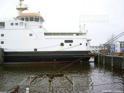 Friso in de Binnenhaven