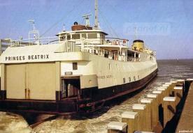 Fuik Breskens met Prinsessenboot