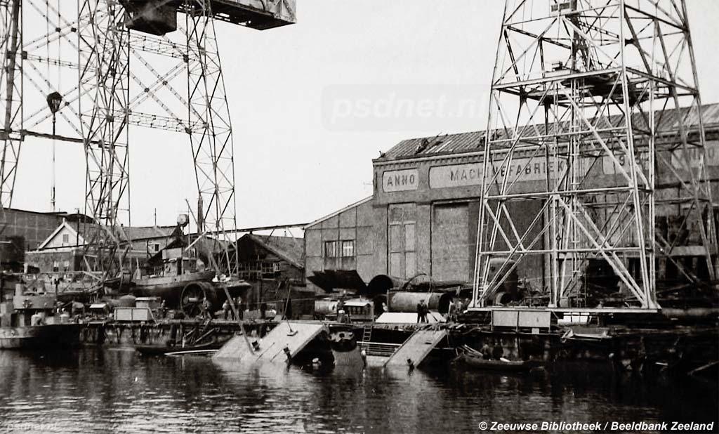 Gezonken in 1943
