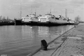 Van de drie Prinsessenboten hadden de Irene en de Margriet de meeste gelijkenissen, bijvoorbeeld dezelfde stuurhuizen.