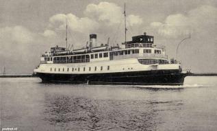 Ferryboot Breskens