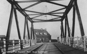 Kantoor in Kruiningen (1943-1953)