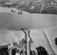 Luchtfoto Kortgene-Wolphaartsdijk
