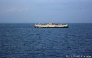 SMS Kartanegara - Passage 'Margriet'