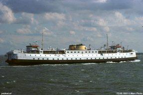De Prinses Beatrix in 1993
