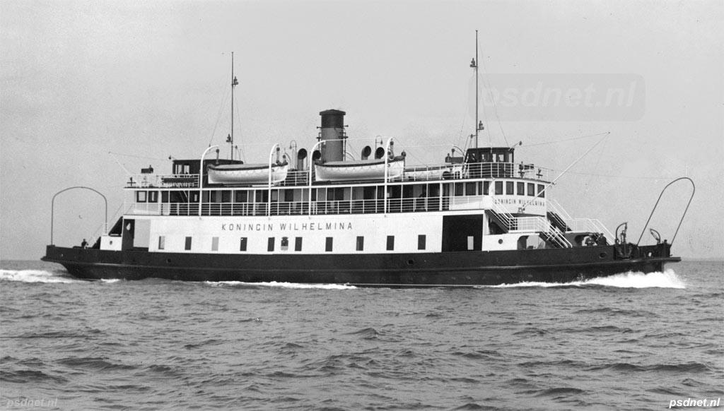 Proefvaart in 1927