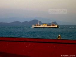 SMS Kartanegara - Avondboot