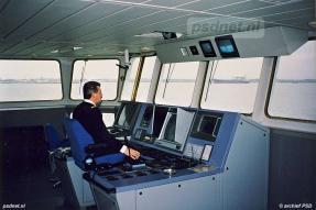 De veerboot had een 'Stuurhuis Vlissingen' en een 'Stuurhuis Breskens', deze richtingen werden nooit gewisseld.
