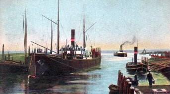 Terneuzen met PSD-boot