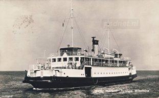 De Wilhelmina naar Texel