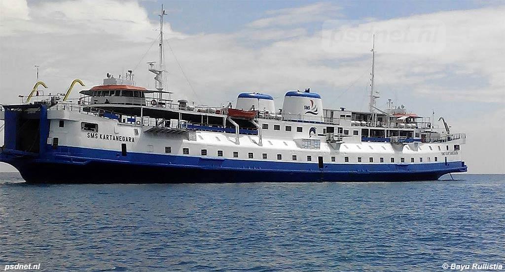 SMS Kartanegara - Na dokbeurt 2016