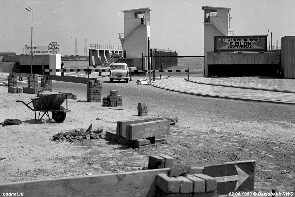 Vlissingen in 1958 (1)