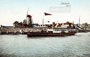 Zeeuwsche Spoorboot No2