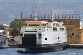 Voormalige Juul in Messina