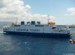 Passage zusterschip in 2009