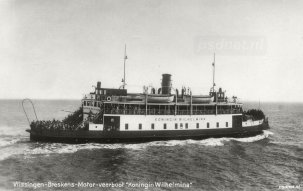 Motorveerboot Koningin Wilhelmina