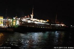 SMS Kartanegara - Nachtboot