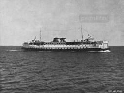 Nieuwe veerboot voor Vlissingen-Breskens