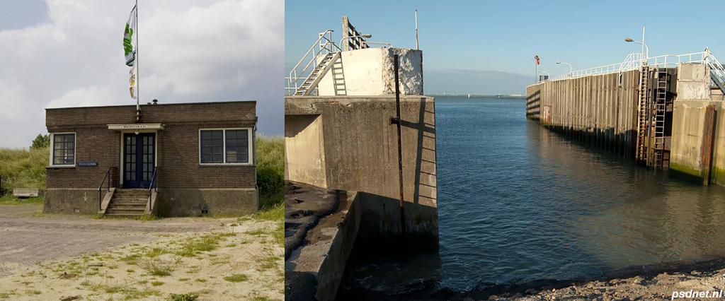 Foto's voormalige PSD-locaties