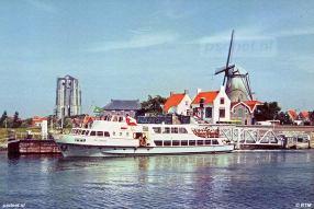 Een foto uit een RTM-kalender, vermoedelijk gemaakt door H.J. van Zuylen.