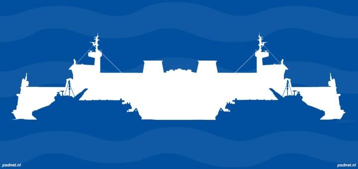 Voetveer en PSD-boot