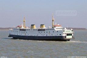 15 maart 2003: Passage Willem-Alexander