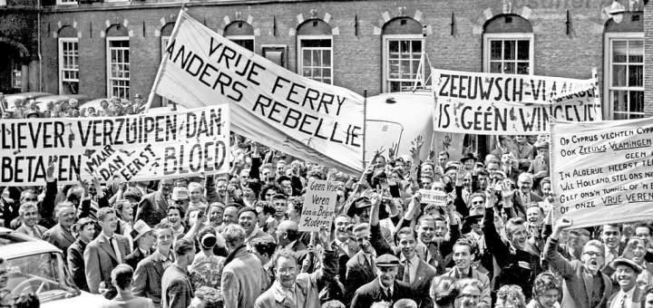Vrije Veren – anders rebellie