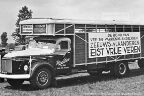 Vrije Veren - Vrachtwagen