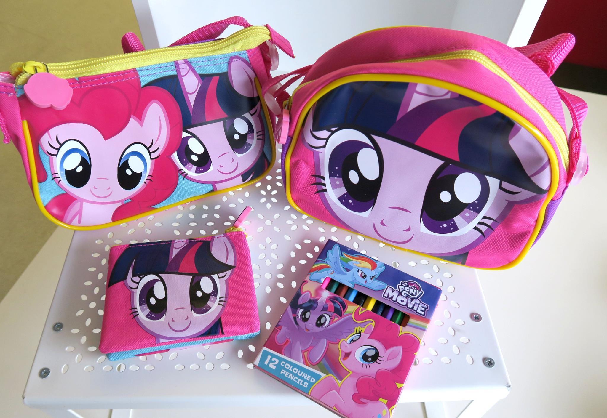 My Little Pony The Movie Series