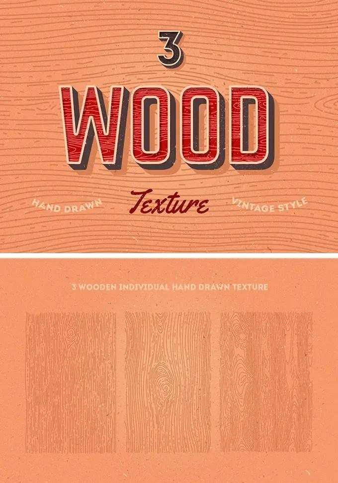 Free-Retro-Style-Vector-Wood-Textures