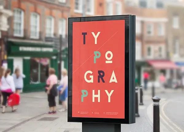 28 free psd poster mockup templates for designers psdtemplatesblog