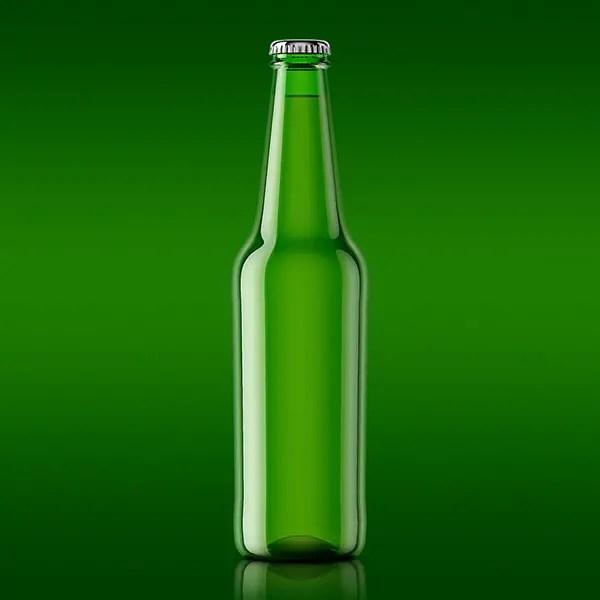 Beer Bottle Free Mockup