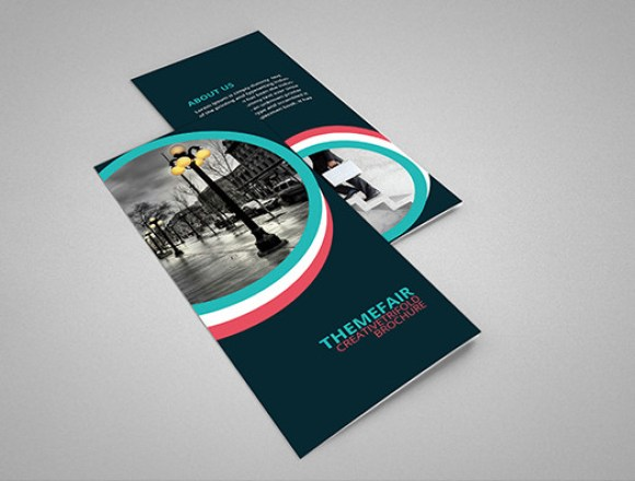 Print Ready Brochure Templates Free Psd Indesign  Ai Download