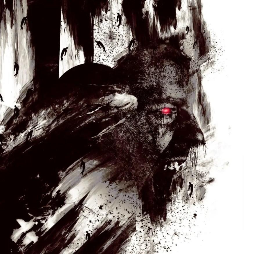 Photo Manipulation of Underworld Demon Lord in Photoshop