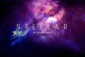 Stellar Font Free Download