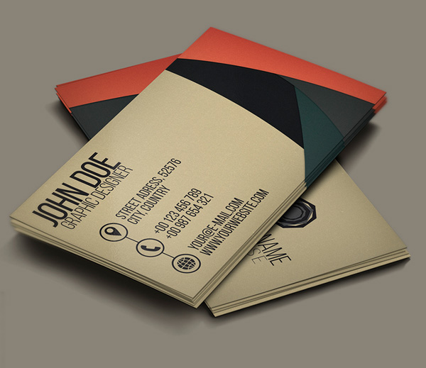 41 high quality business card templates psd free download free creative business card psd template wajeb Images