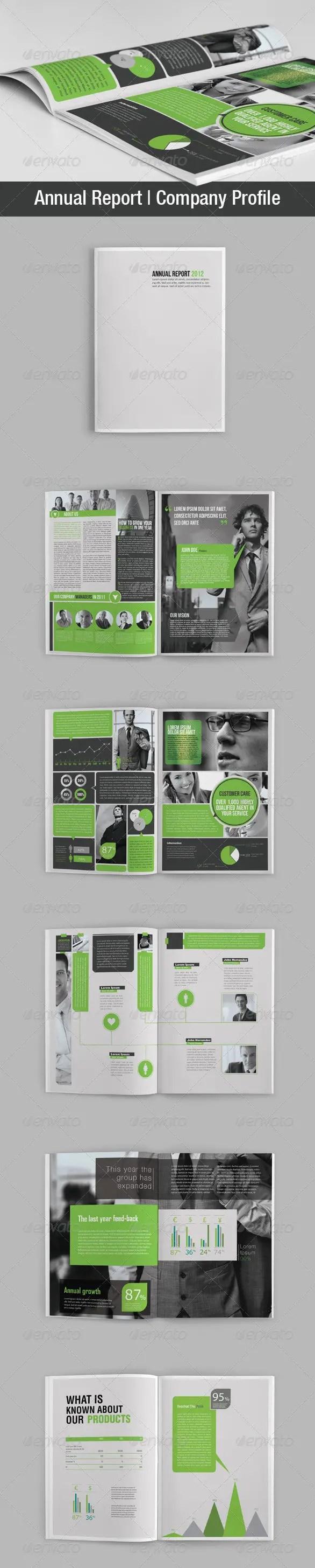 Annual Report & Company Profile