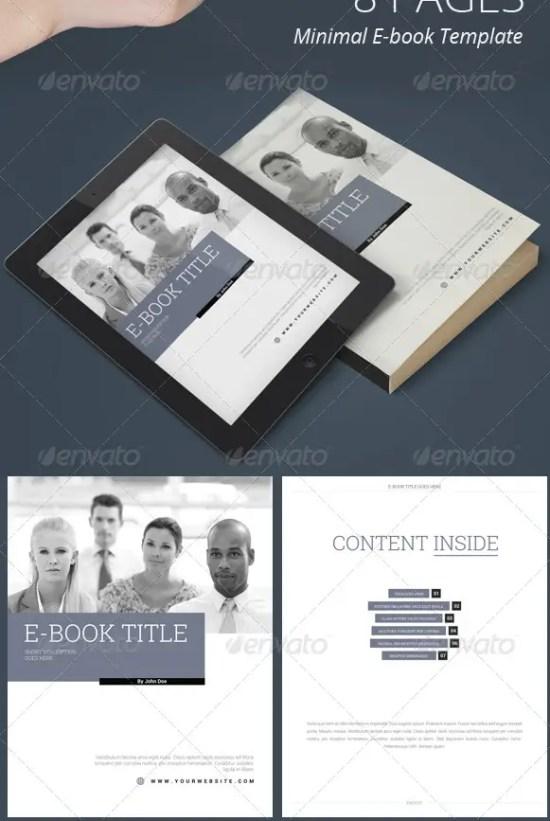 E-Book Template