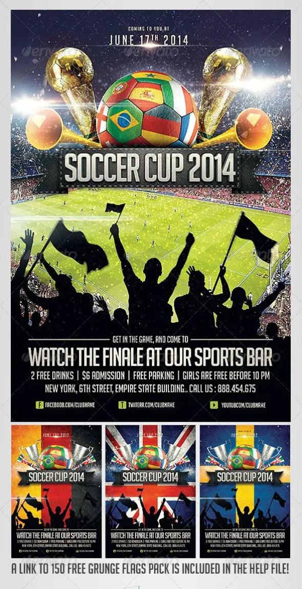 Brazil Soccer Cup