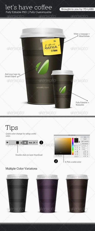 Coffee Cup V1