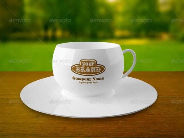 Elegant Coffee Cup Mockup