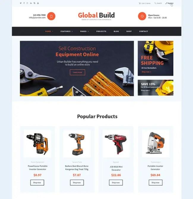 Global Build