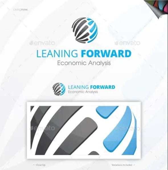 Leaning Forward Logo