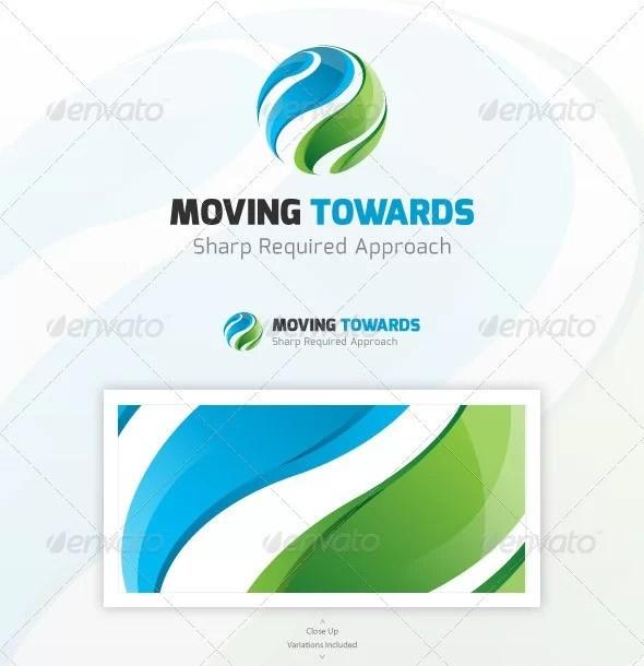 Moving Toward Logo