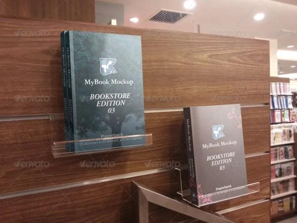 Bookstore Edition 03 Mockup