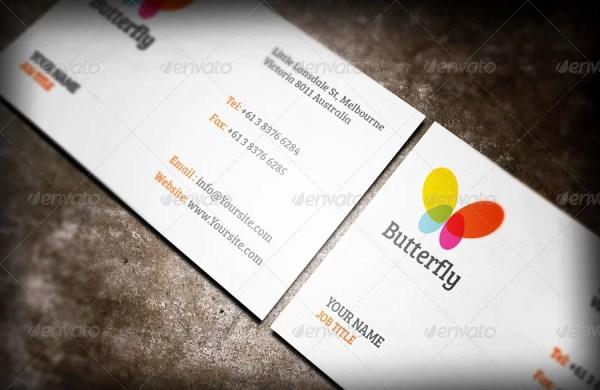 Business Card Mockup vol.4