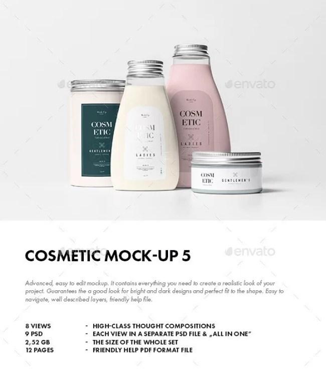 Cosmetic Mockup 5