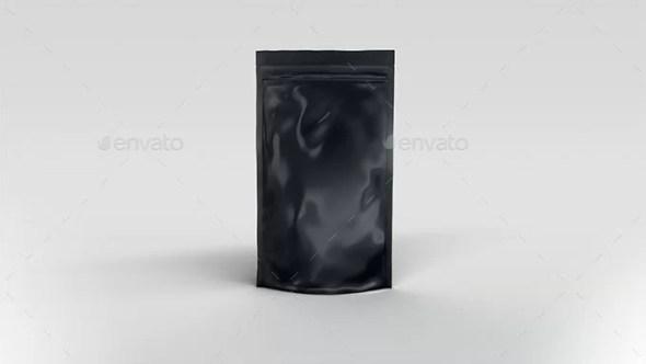 Foil Bag Mockup Pack